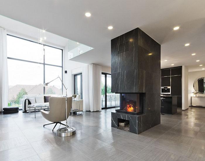 81677514315 Modernt sommelierhus designat av Sandor Duzs och Architema