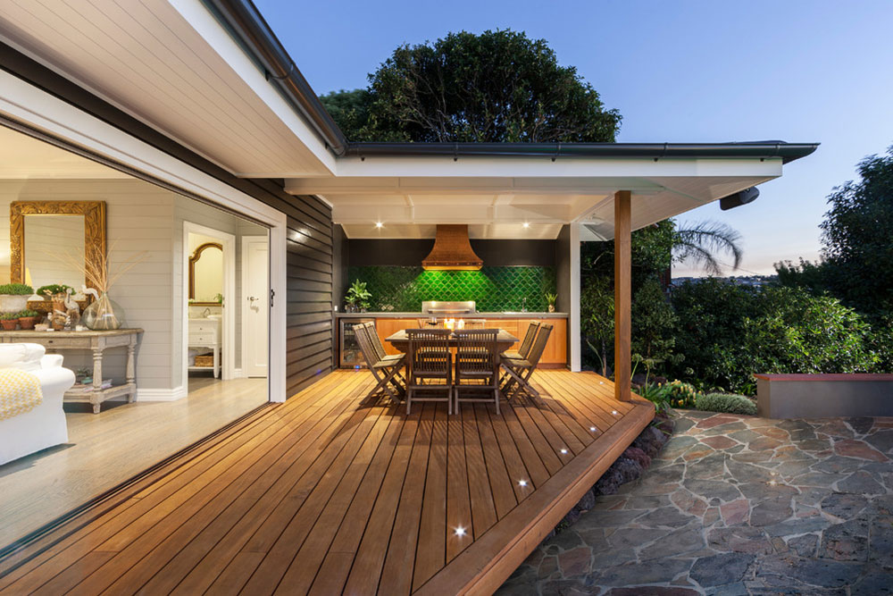 Bright-Your-Backyard-With-These-Deck-Lighting Ideas2 Backyard Deck Lighting Ideas
