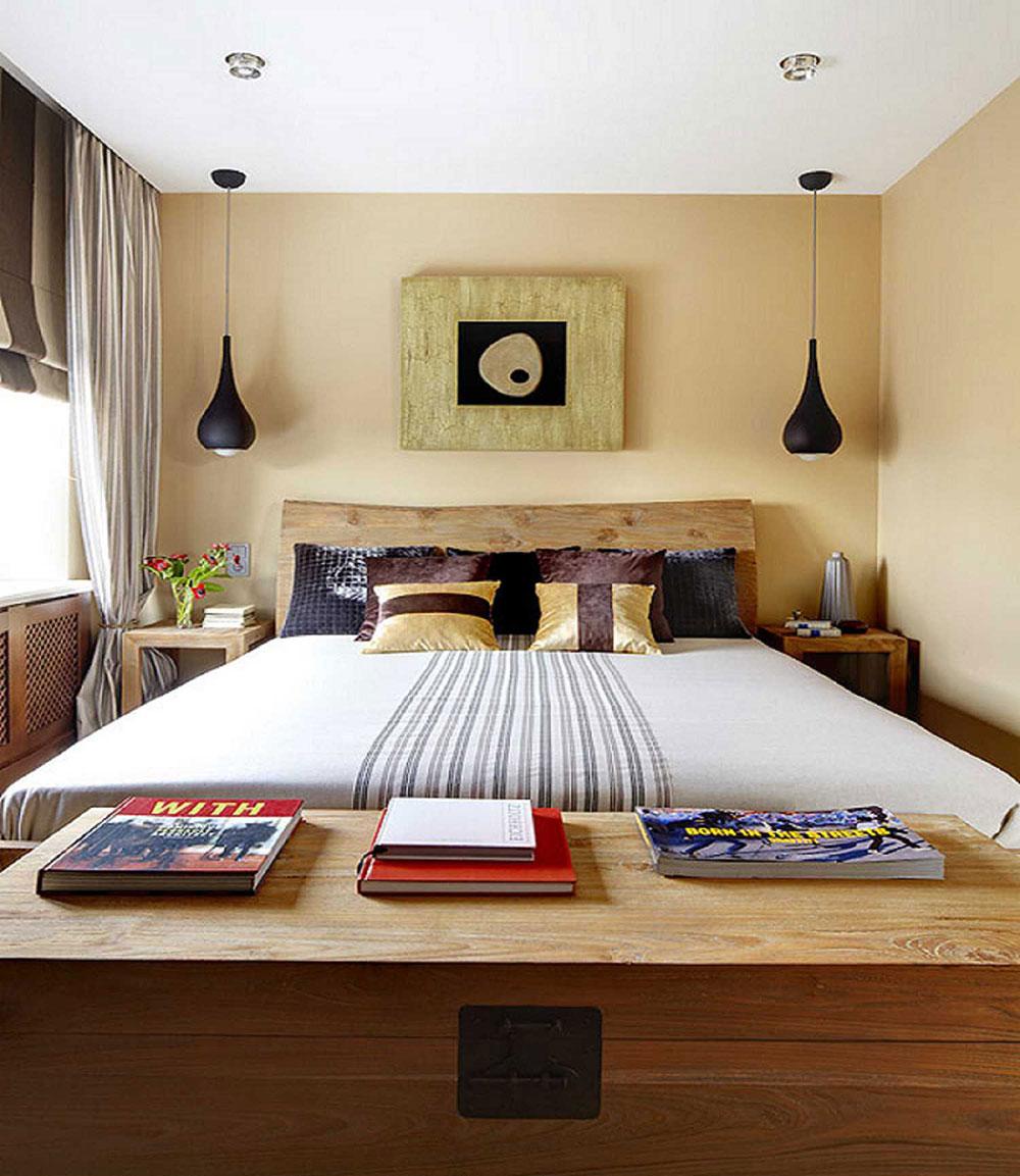 litet sovrum-14-586d8bee5f9b584db3364a4c topp 5 idéer för att dekorera ditt lilla sovrum