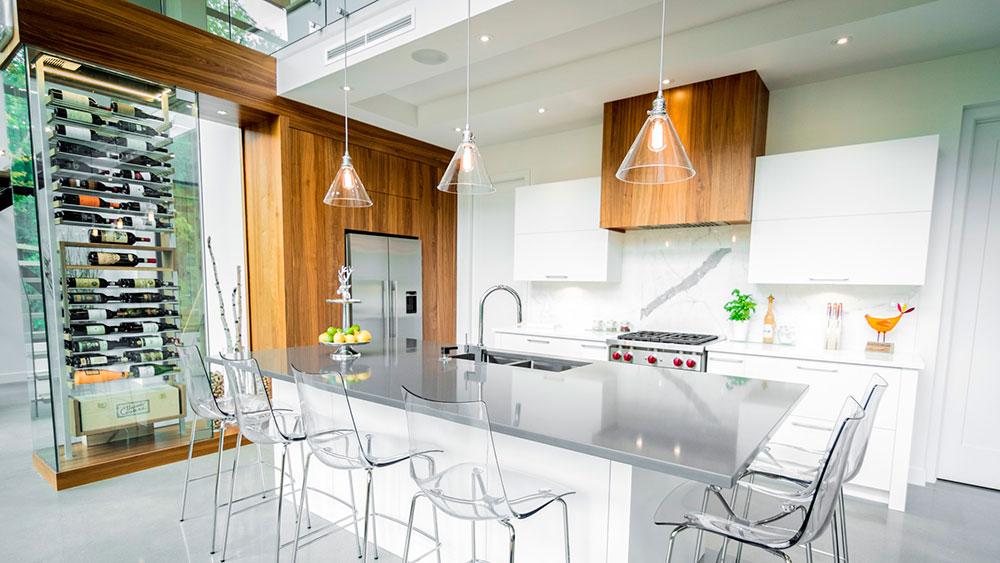 modernt kök-4-1 Varför kök är viktiga för bostadsköpare