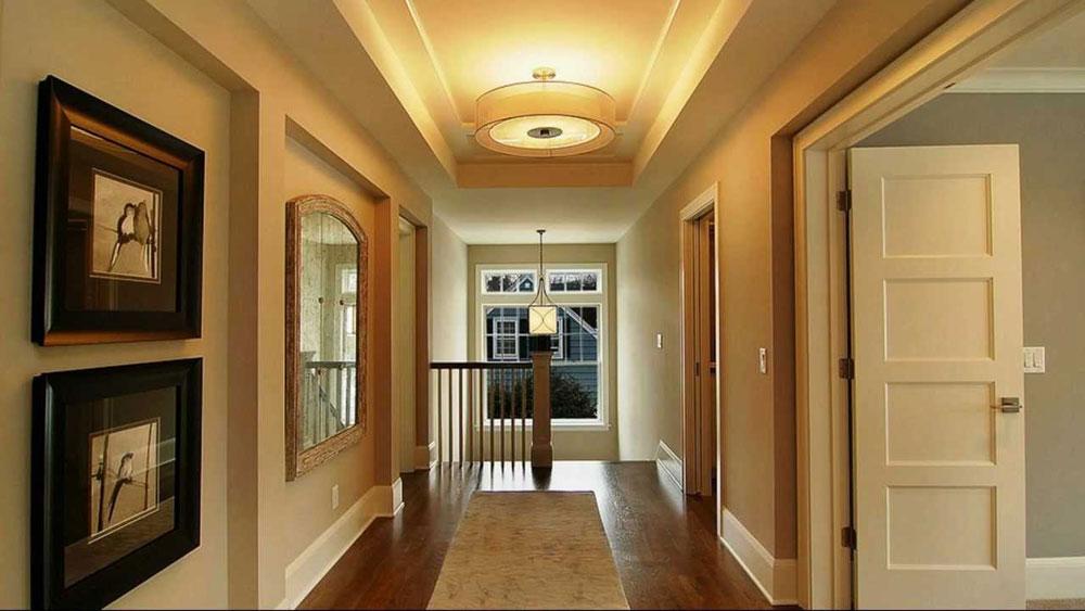 Hall-vägg-dekoration-idéer-för-ditt-bekväma-hem-11 hall-vägg-dekoration-idéer för ditt-bekvämt-hem