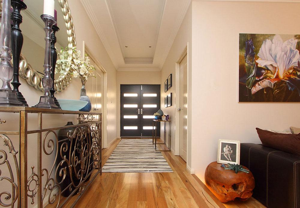 Hall-vägg-dekoration-idéer-för-ditt-bekväma-hem-5 hall-vägg-dekoration-idéer för ditt-bekvämt-hem