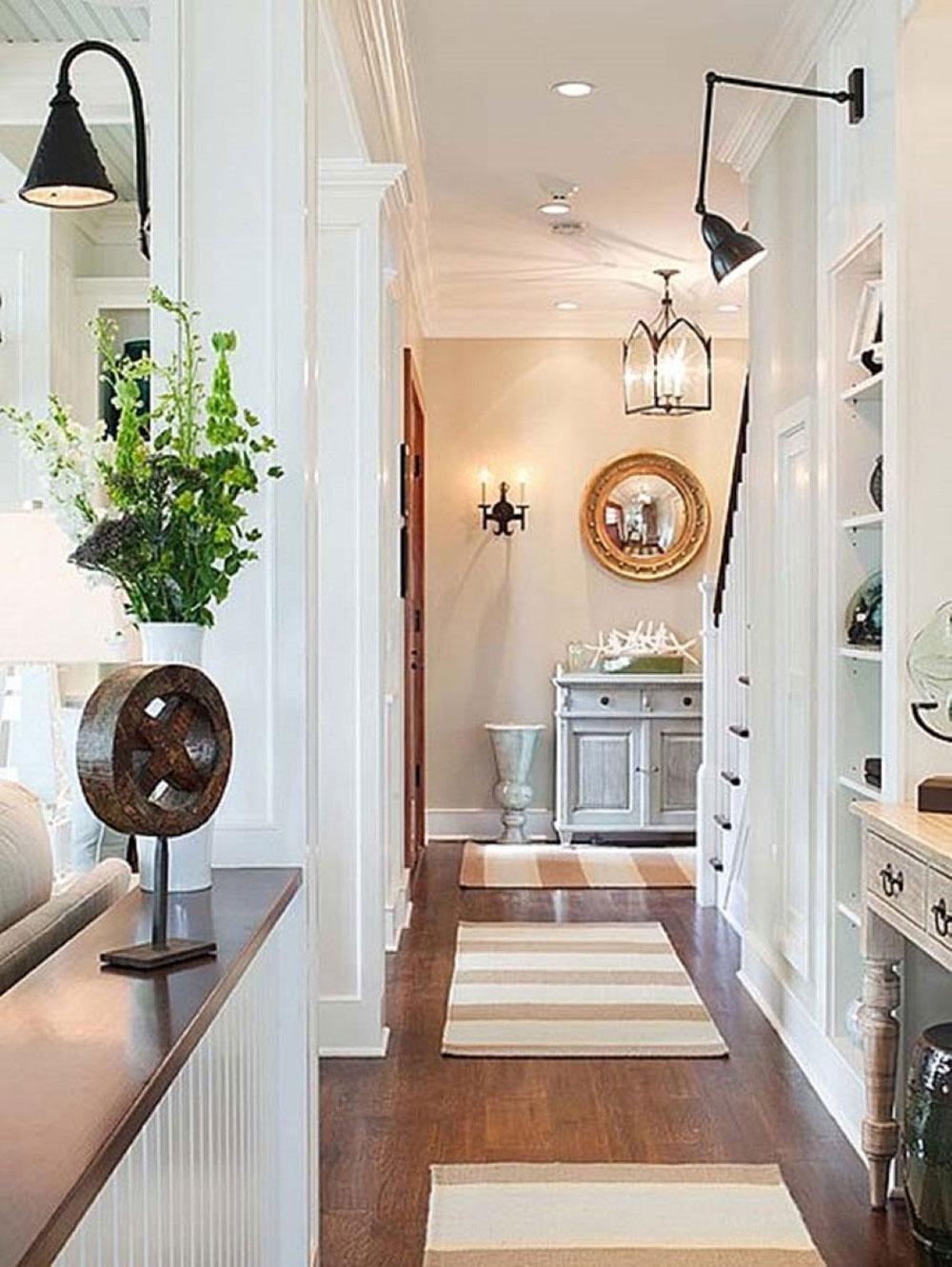 Hall-vägg-dekoration-idéer-för-ditt-bekväma-hem-13 hall-vägg-dekoration-idéer för ditt-bekvämt-hem