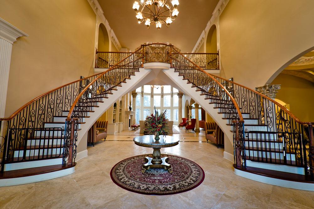 Hall-vägg-dekoration-idéer-för-ditt-bekväma-hem-10 hall-vägg-dekoration-idéer för ditt-bekvämt-hem