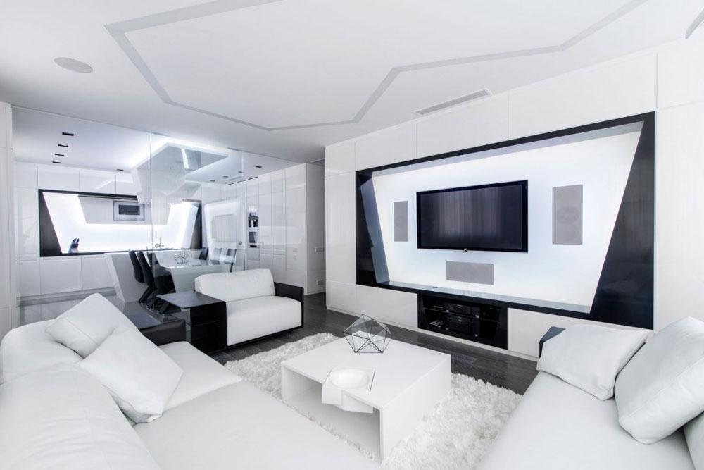 A-Showcase-Of-Modern-Interior-Decorating-Ideen-für-Wohnen-1 En showcase med moderna inredningsidéer för vardagsrum