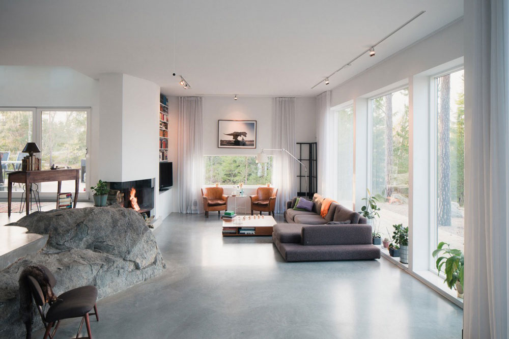 A-Showcase-Of-Modern-Interior-Decorating-Ideen-für-Wohnen-4 En showcase med moderna inredningsidéer för vardagsrum