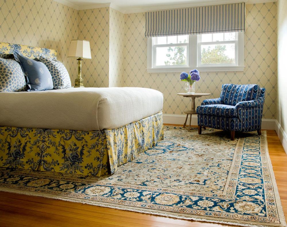 Hur man dekorerar med antika mattor15 Hur man dekorerar med antika mattor