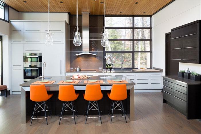 80870723134 David's House - Ett modernt hem med en traditionell twist
