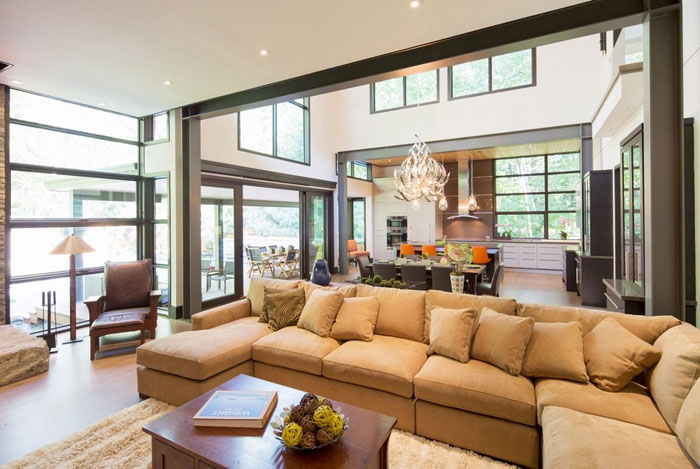 80870697367 David's House - Ett modernt hem med en traditionell twist