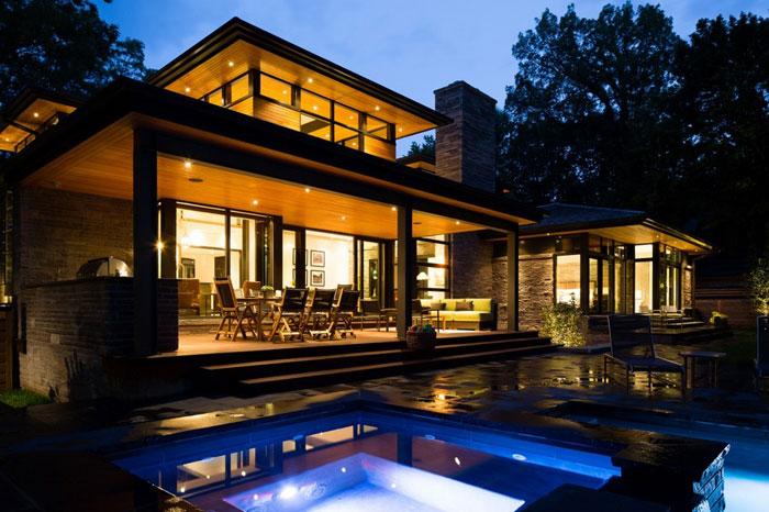 80870690571 David's House - Ett modernt hem med en traditionell twist