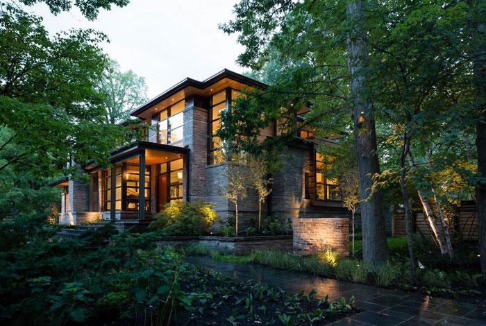80870784109 David's House - Ett modernt hem med en traditionell twist
