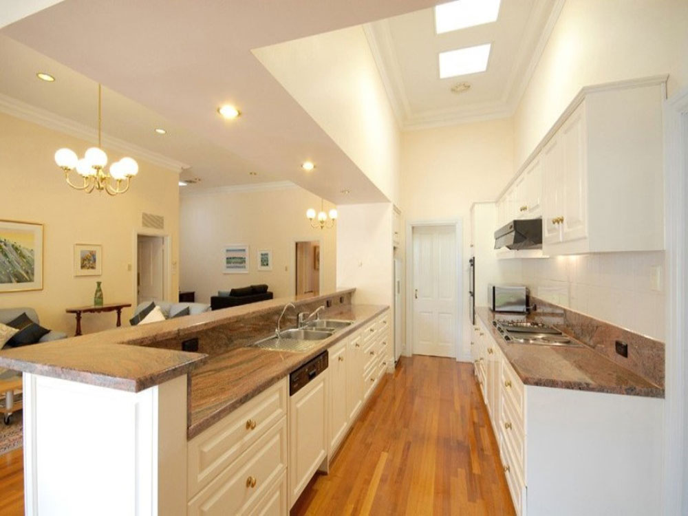 Kök med takfönster för mer naturligt ljus 9 kök med takfönster för mer naturligt ljus
