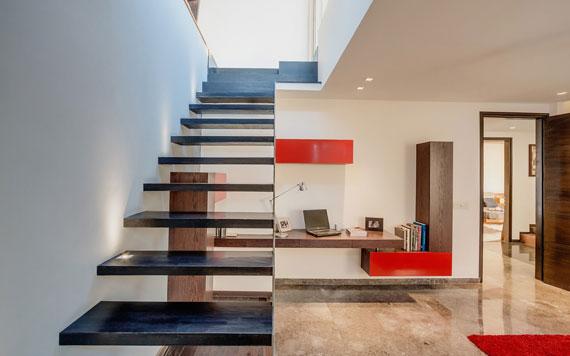 52877998011 Modernt, elegant och termiskt effektivt hem i New Delhi