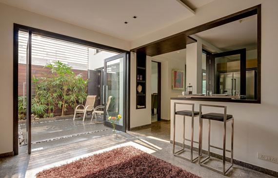 52878302588 Modernt, elegant och termiskt effektivt hem i New Delhi
