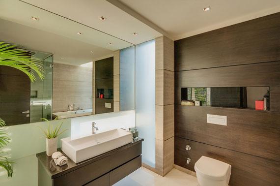 52878349620 Modernt, elegant och termiskt effektivt hem i New Delhi