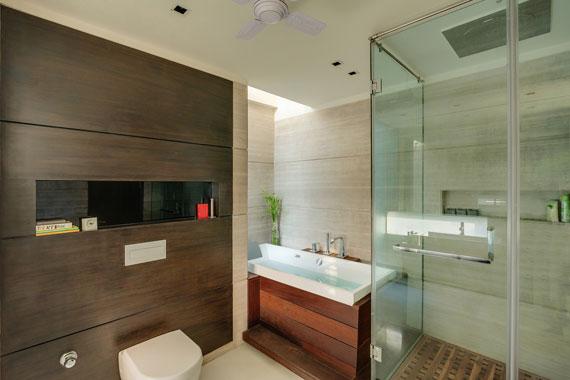 52877966341 Modernt, elegant och termiskt effektivt hem i New Delhi
