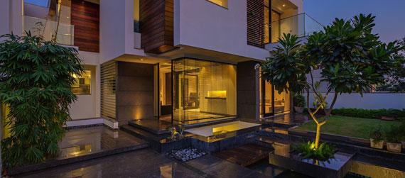 52877978460 Modernt, elegant och termiskt effektivt hem i New Delhi