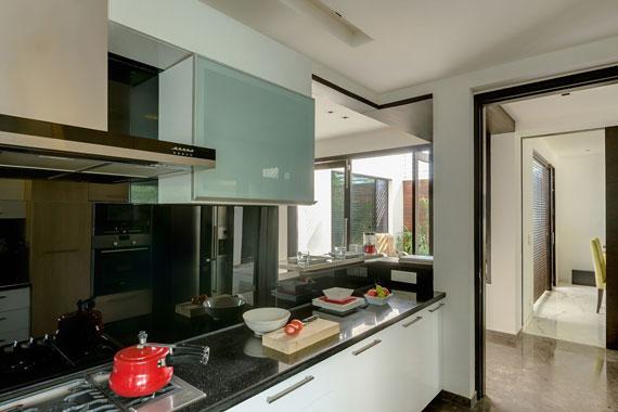 52878362456 Modernt, elegant och termiskt effektivt hem i New Delhi