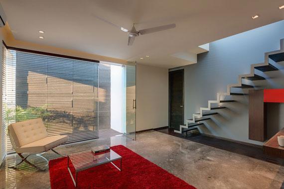 52877955175 Modernt, elegant och termiskt effektivt hem i New Delhi