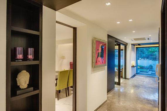 52877988413 Modernt, elegant och termiskt effektivt hem i New Delhi