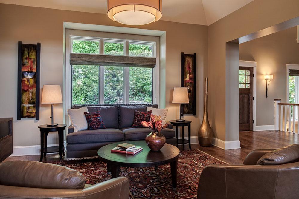 Hur du väljer färgen för din interiör 14 Hur du väljer färgen för din interiör