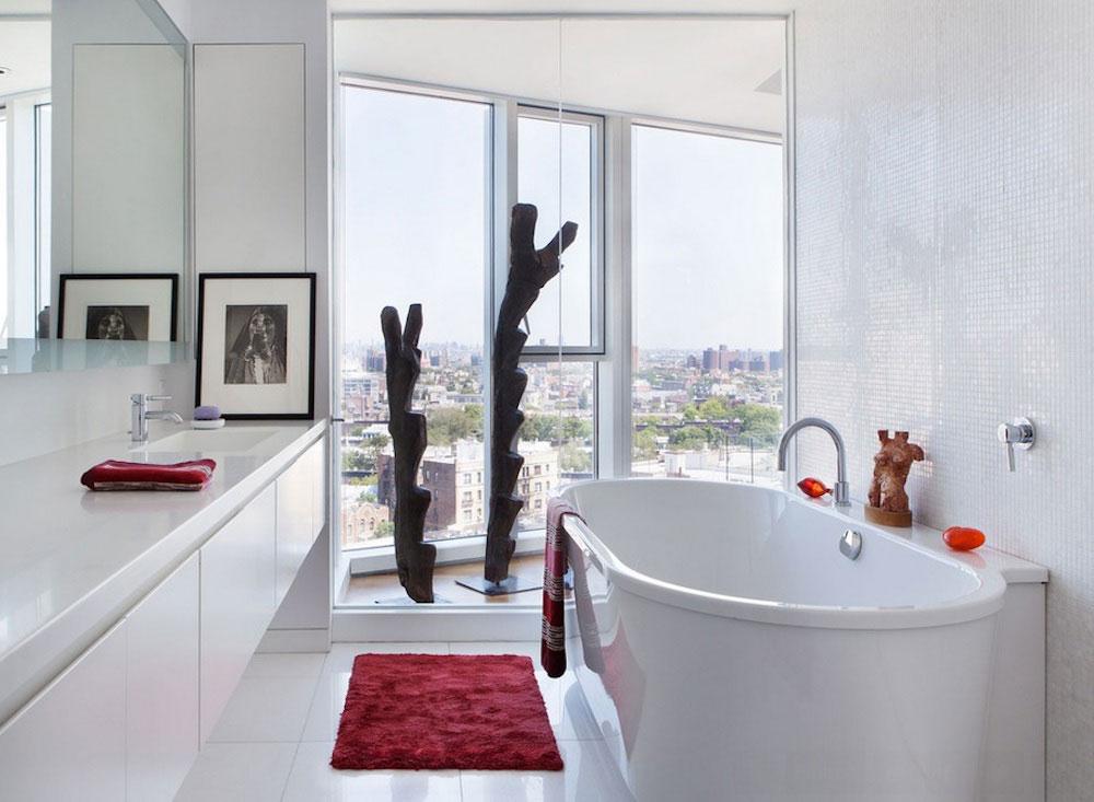 Letar du efter inspiration för modern badrumsinredning 8 Letar du efter inspiration för modern badrumsinredning?