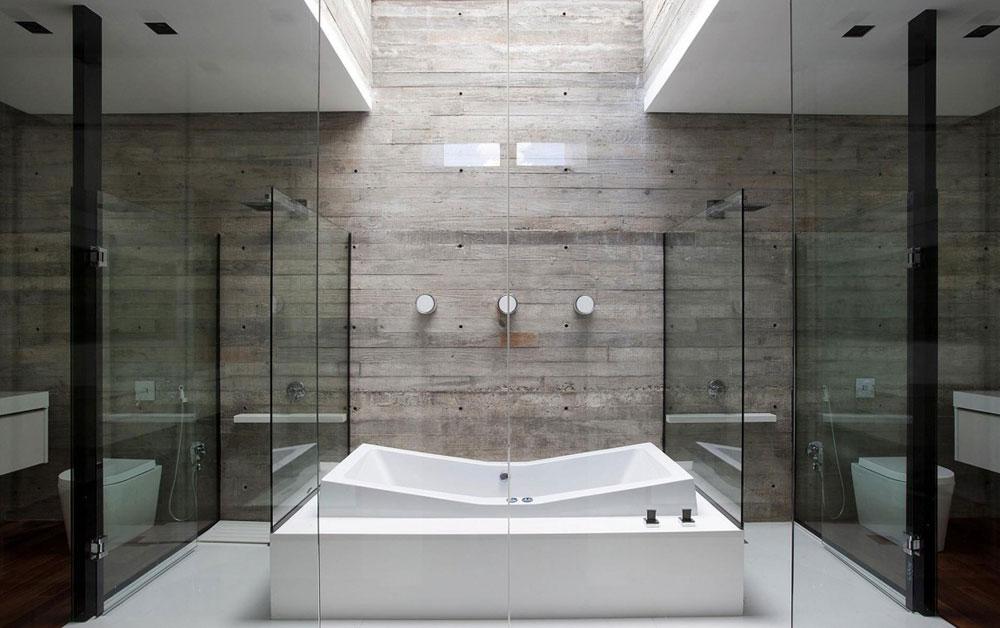 Letar du efter inspiration för modern badrumsinredning 12 Letar du efter inspiration för modern badrumsinredning?