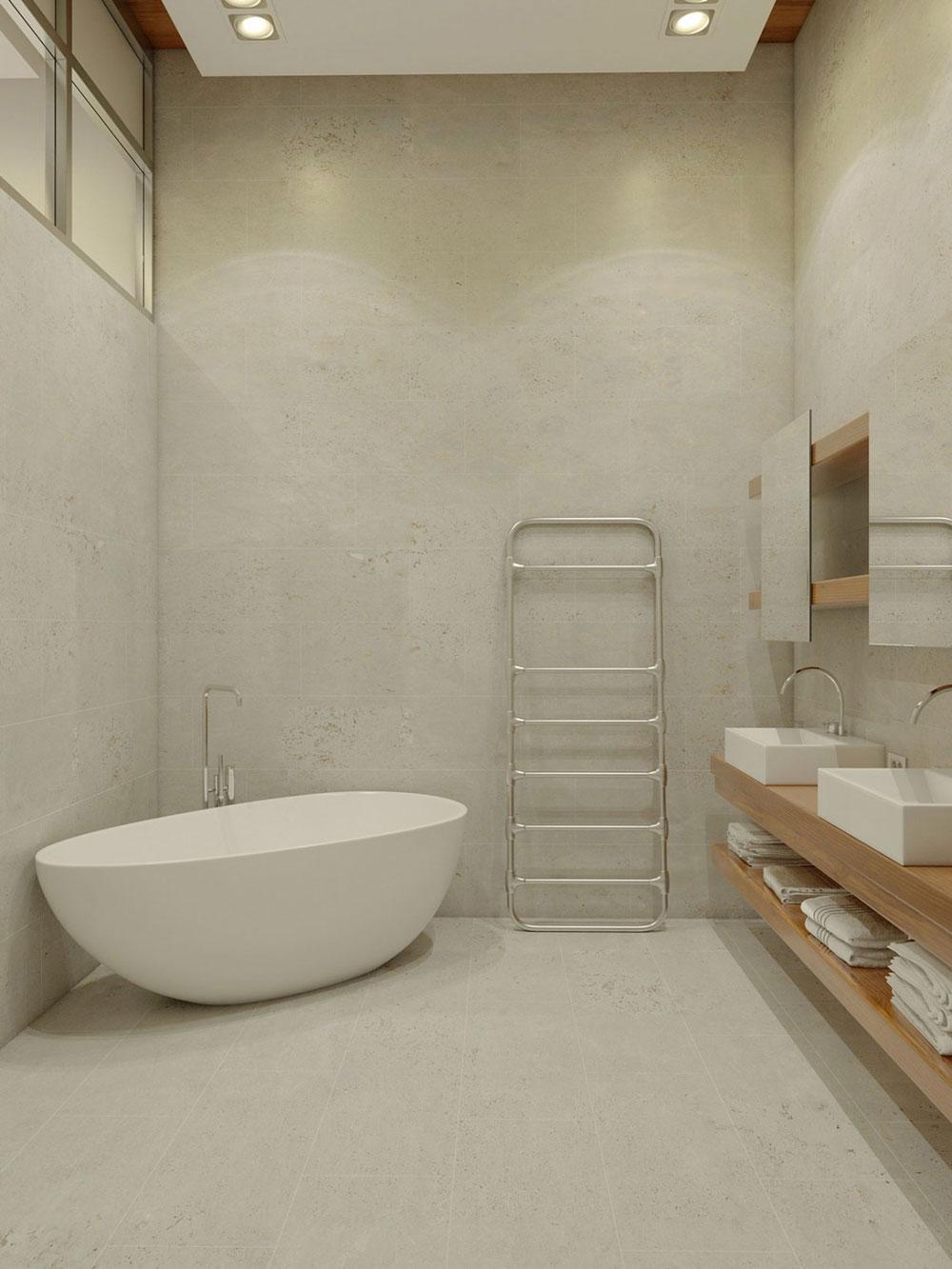 Letar du efter inspiration för modern badrumsinredning 5 Letar du efter inspiration för modern badrumsinredning?