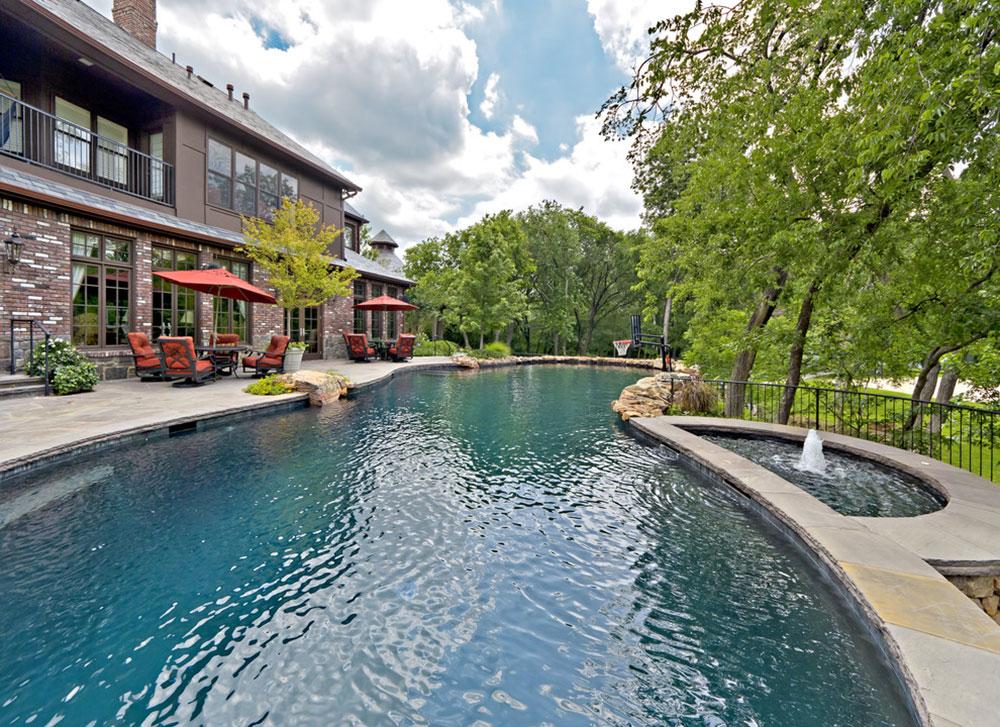 Fördelar och nackdelar med en pool i din trädgård 3 Fördelar och nackdelar med en pool i din trädgård