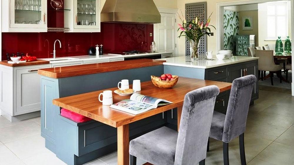 Köksstol 4 sätt att göra ditt kök mer inbjudande