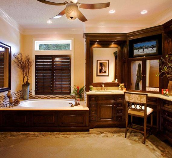 b26 Lyxiga designrum för badrumsdesigner som du kommer att älska