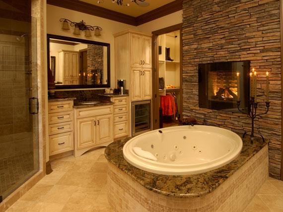 b33 Lyxiga designrum för badrumsbadrum som du kommer att älska