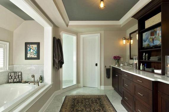 b36 Lyxiga master badrumsdesignidéer som du kommer att älska