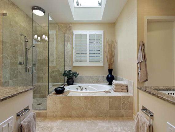 b29 Lyxiga badrumsdesignidéer som du kommer att älska