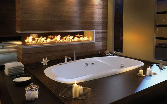 b11 Lyxiga designrum för badrumsdesigner som du kommer att älska