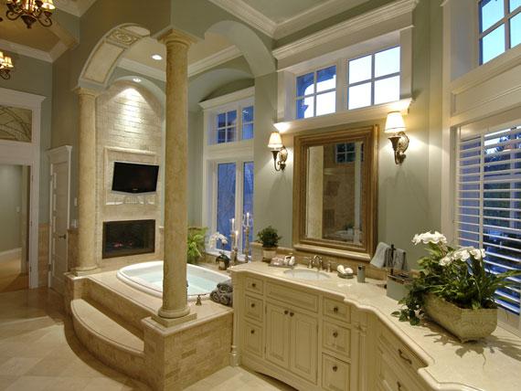 b35 Lyxiga badrumsdesignidéer du kommer att älska