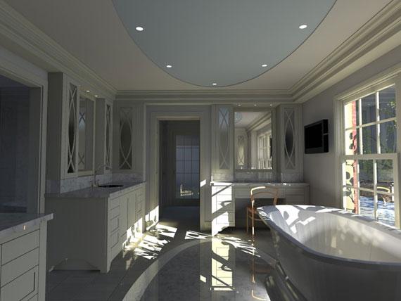 b27 Lyxiga designrum för badrumsdesigner som du kommer att älska