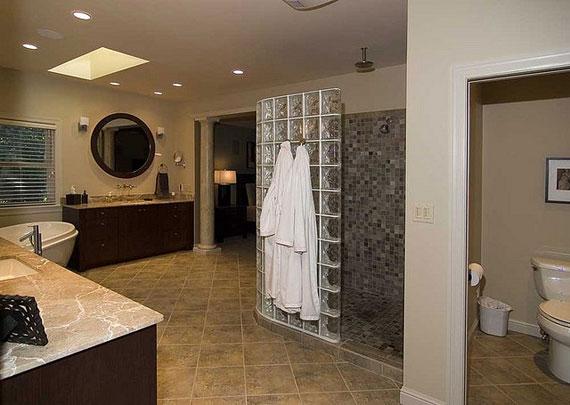 b38 Lyxiga badrumsdesignidéer som du kommer att älska