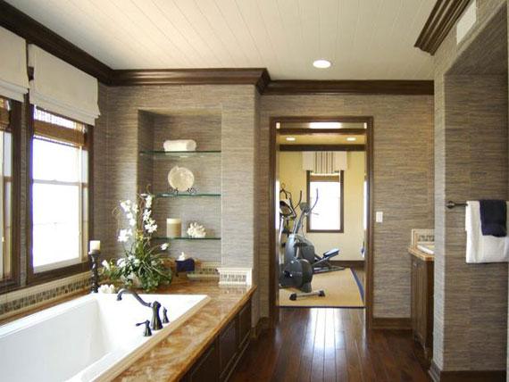 b43 Lyxiga master badrumsdesignidéer som du kommer att älska