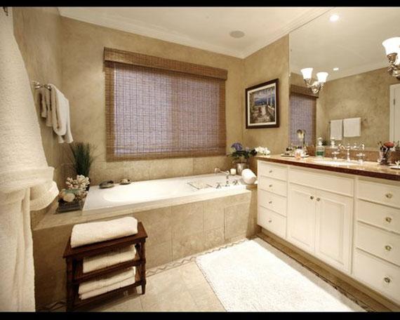 b47 Lyxiga badrumsdesignidéer du kommer att älska