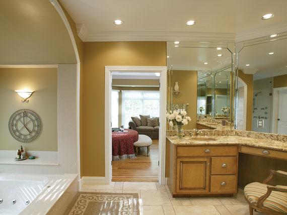 b50 Lyxiga designrum för badrumsbadrum du kommer att älska