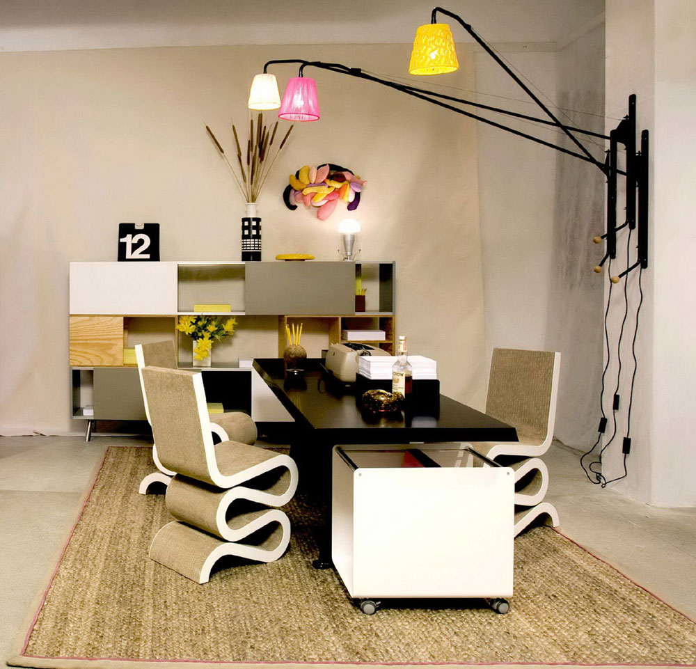 De senaste designidéerna för hemmakontoret-8 De senaste designidéerna för hemmakontoret