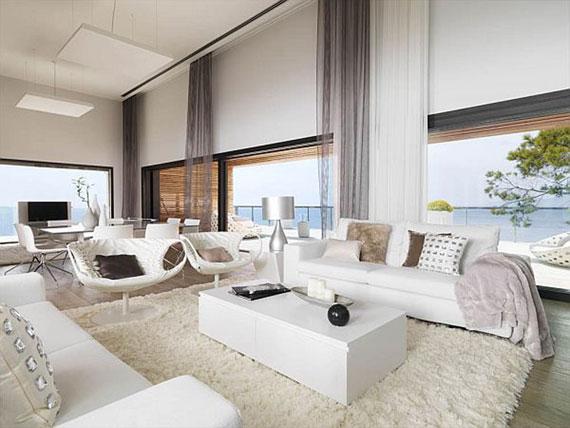 52945214871 Intressanta dekorationsidéer till vardagsrummet som kommer att inspirera dig