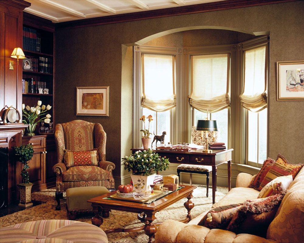Homey-Feelings-With-These-Bay-Window-Decor-12 bay window decor to try out in your home