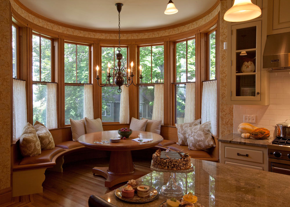 Homey-Feelings-With-These-Bay-Window-Decor-5 bay window decor to try out in your home