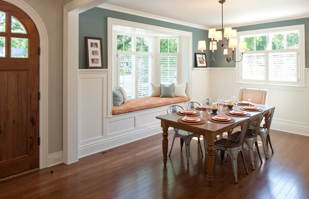 Homey-Feelings-With-These-Bay-Window-Decor-4 bay window decor to try out in your home