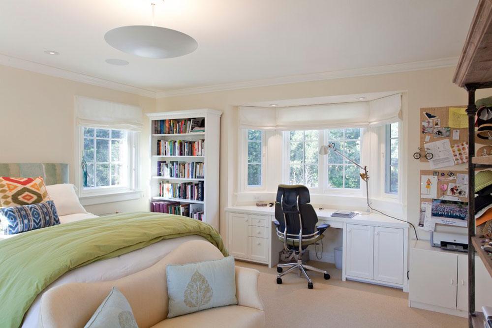 Homey-Feelings-With-These-Bay-Window-Decor-9 Bay window decor att prova i ditt hem