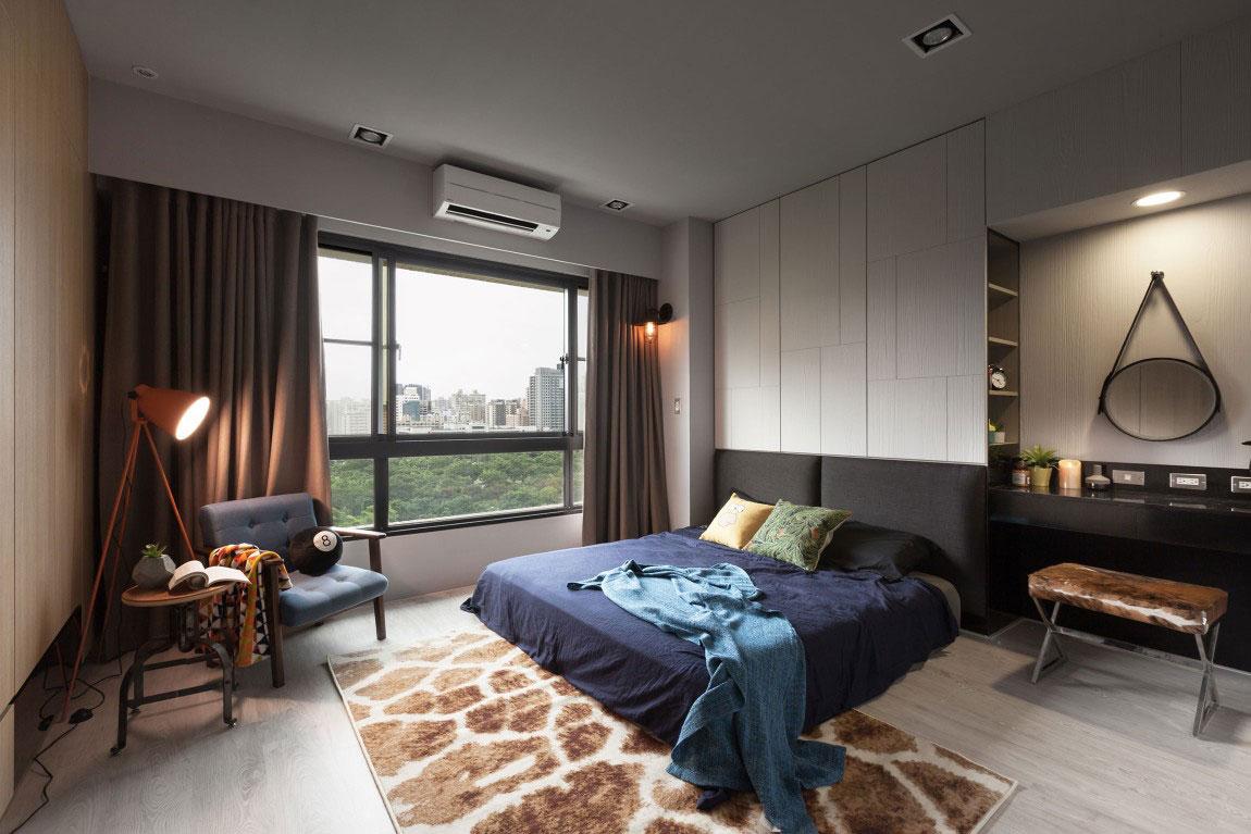 Rätt sätt att göra inredningen i ett sovrum 11 Rätt sätt att göra inredningen i ett sovrum