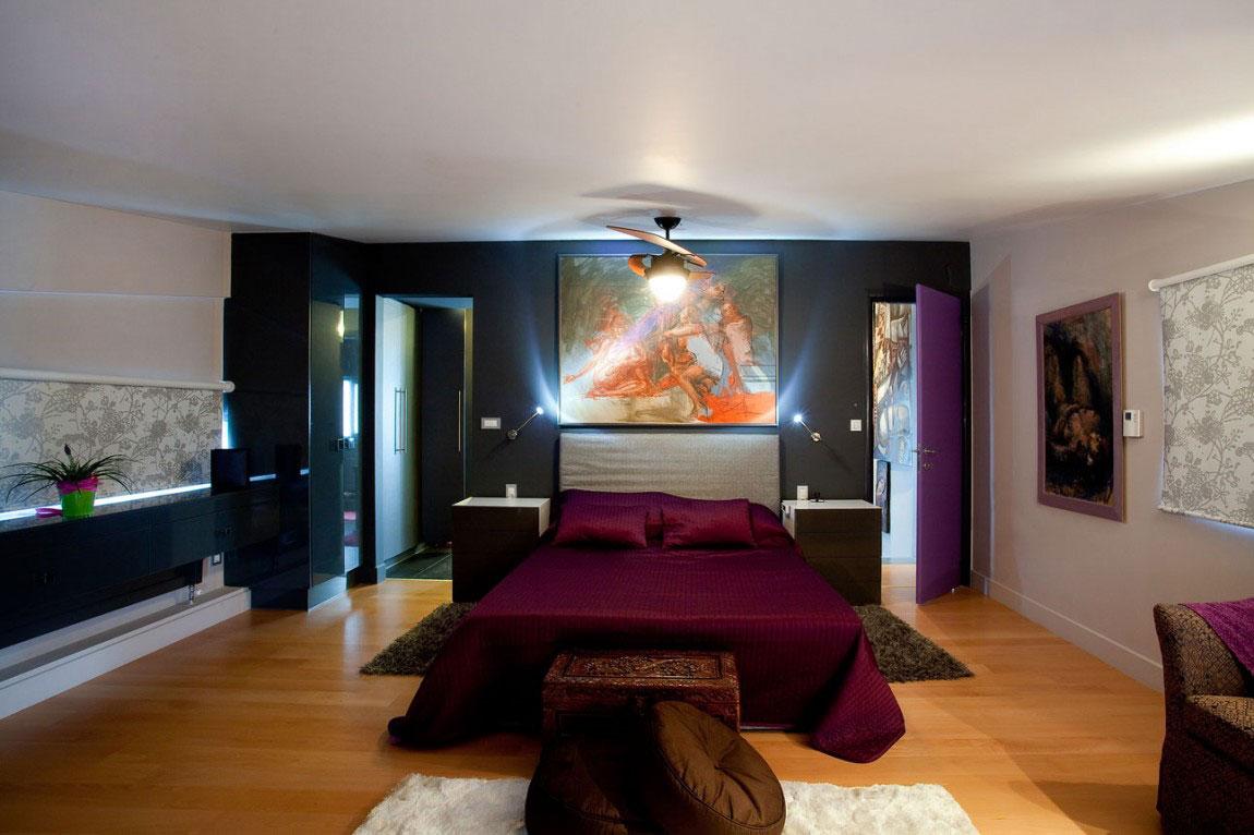 Rätt sätt att göra inredningen i ett sovrum 7 Rätt sätt att göra inredningen i ett sovrum
