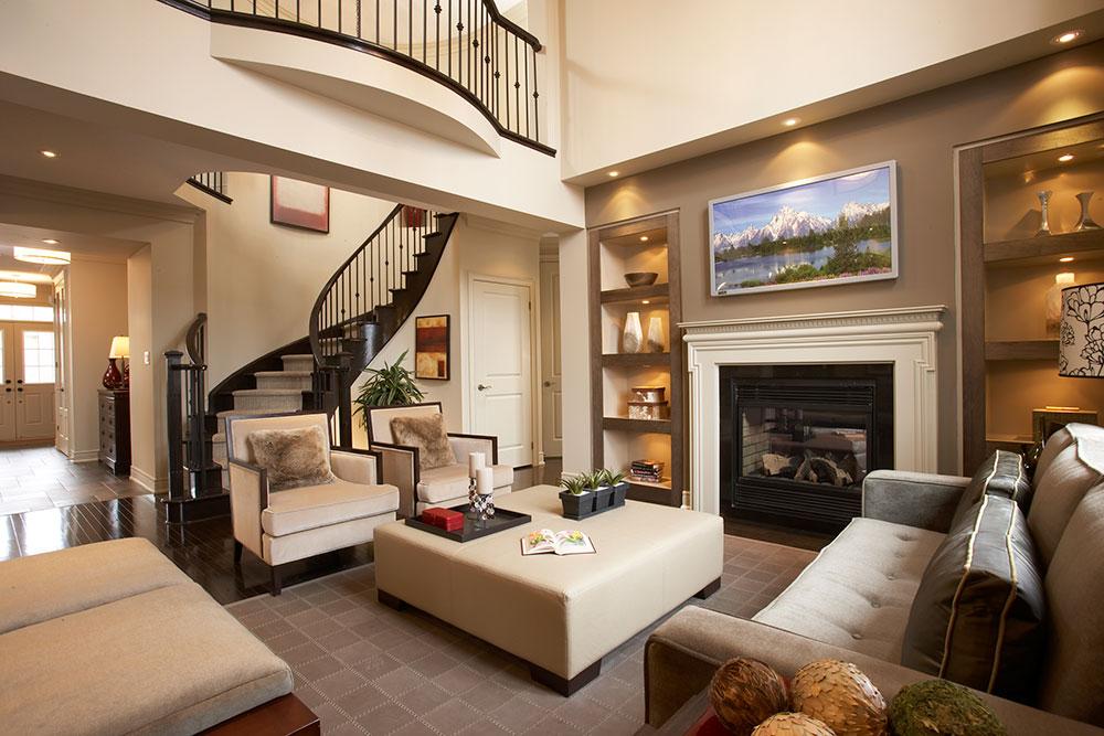 Bilder av vardagsrummet på olika möbler för din exklusiva lägenhet på Malta